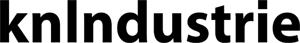 kn industrie black logo